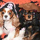 A Cavalier Halloween by daphsam