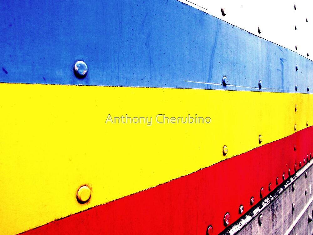 """Primary Minimalism"" by Anthony Cherubino"