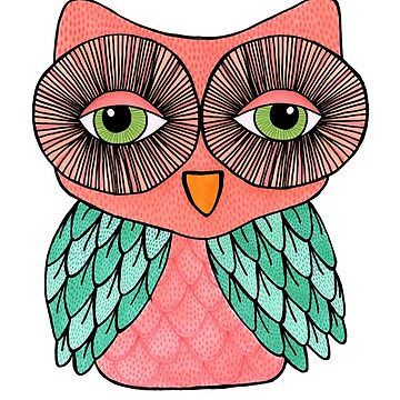 Owl Eyes by PipPipHooray
