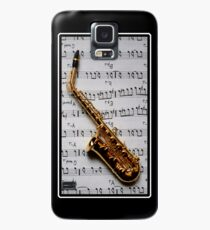 Just One Note Saxophone iPhone Case Case/Skin for Samsung Galaxy