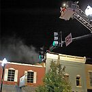 City Cafe Fire Night Shot #5 by © Joe  Beasley IPA