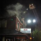 City Cafe Fire Night Shot #4 by © Joe  Beasley IPA
