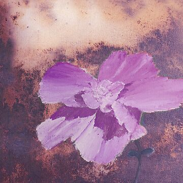 Purple Flower by mnathanielc
