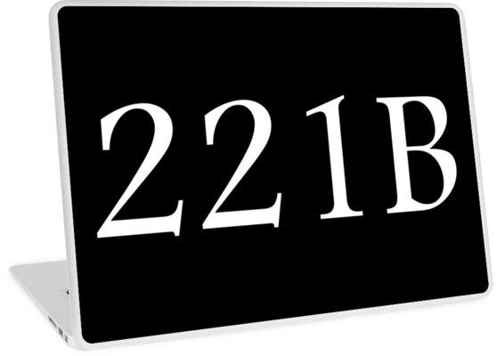 221B - Sherlock Holmes by Llyrcial