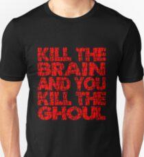 Kill The Brain Kill The Ghoul T-Shirt