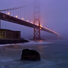 Fogged in at the Gate by MattGranz