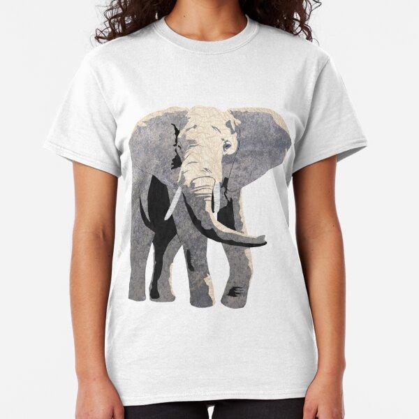 Elephant - Laudea Martin Classic T-Shirt