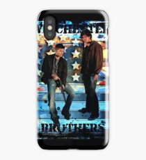 Sam & Dean Winchester - on the Road iPhone Case