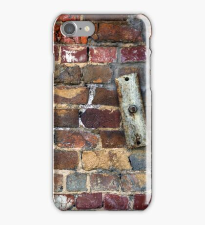 Old Brick iPhone Case/Skin
