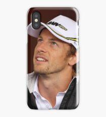 Jenson Button iPhone case iPhone Case/Skin