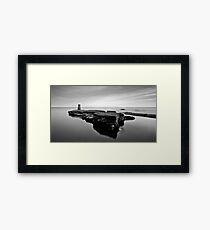 Souter Rangefinder Long Exposure Framed Print