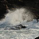 Rough seas, Isles of Scilly by James1980