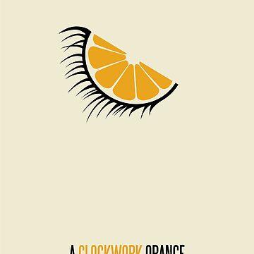 A Clockwork Orange by brickhut