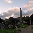 Glendalough by Esther  Moliné