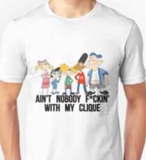 hey arnold swag Unisex T-Shirt