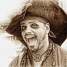 Laughing Pirate by CarolM