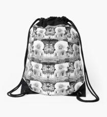 Buddha artwork Drawstring Bag