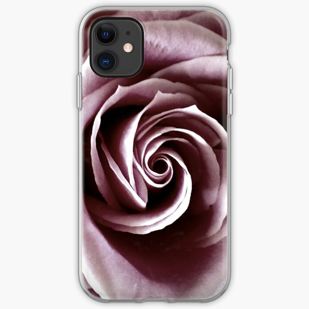 Pink Rose - iPhone Case iPhone Case & Cover