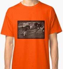 Horses 2 Tshirt Classic T-Shirt