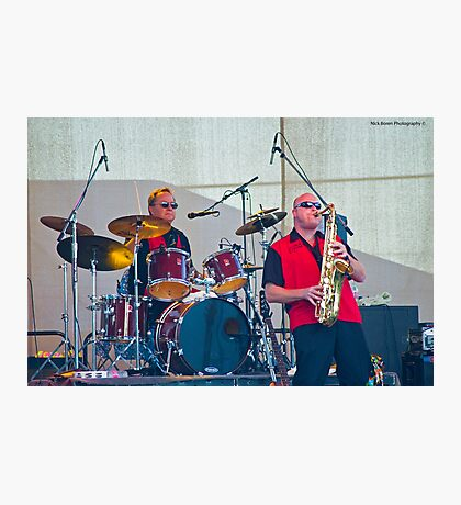 Johnny Limbo And The Lugnuts Photographic Print