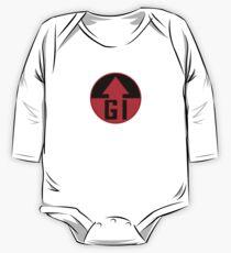 GI Badge One Piece - Long Sleeve