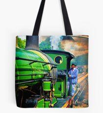 Casey Jones Tote Bag