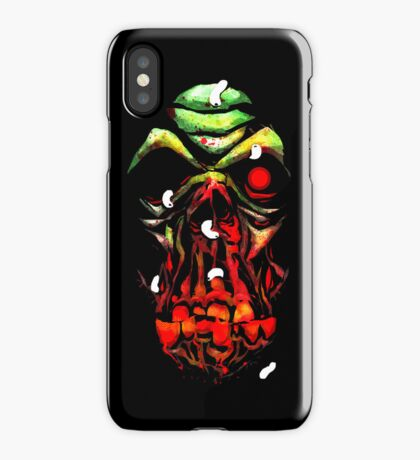 The Horror - For a Few Maggots More... iPhone Case