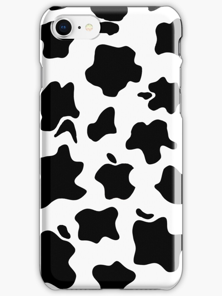 Iphone case 'Cow' by Javimage