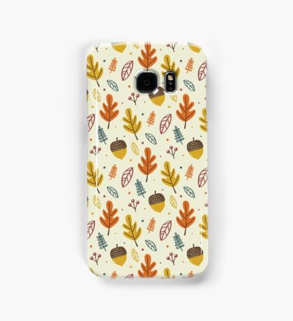Hello autumn Samsung Galaxy Case/Skin
