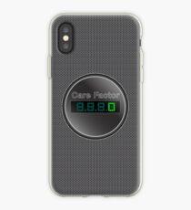 Care Factor Zero iPhone Case