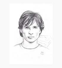 Tom Welling - Smallville Photographic Print