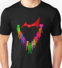 Dangan Ronpa Despair  Unisex T-Shirt