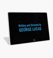 Written and Directed by George Lucas Laptop Skin