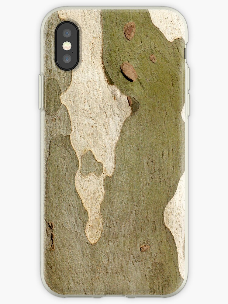 Bark (iphone case) by Louise Green