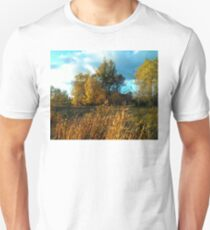 Golden Field Unisex T-Shirt