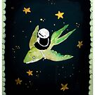 flying fish by emmaklingbeil