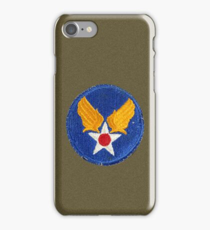 US Army Air Forces ~Hap Arnold Emblem iPhone Case/Skin