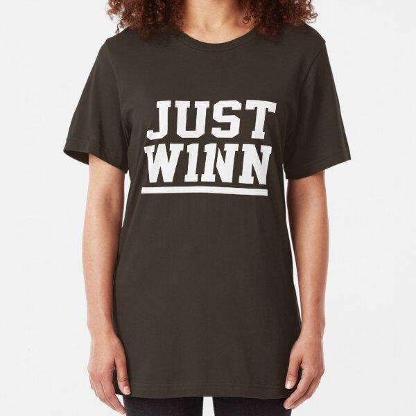 Just Winn Slim Fit T-Shirt