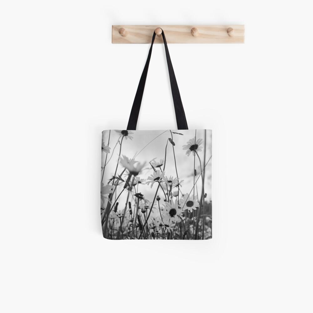 Oxeye daisies Tote Bag