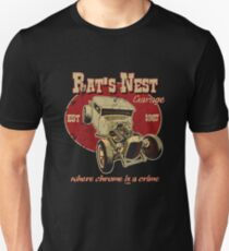 The Rat's Nest Unisex T-Shirt