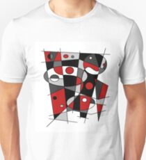 Abstract #42 Unisex T-Shirt
