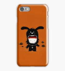 Little Rabbit in Tokyo iPhone Case/Skin