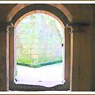 Castle Doorway by Richard Murch