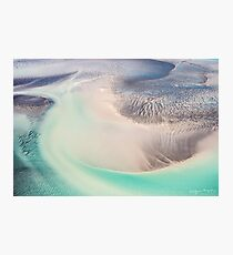 Pastel Patterns Photographic Print