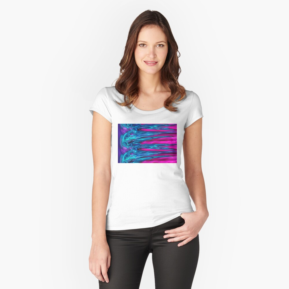 Infuse Fitted Scoop T-Shirt
