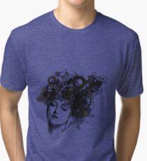 Rusty Lady Tri-blend T-Shirt
