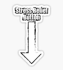 Stress Relief Button Sticker