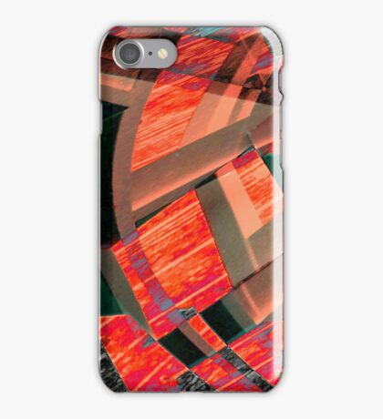 Abstract Plaid (iPhone Case) iPhone Case/Skin