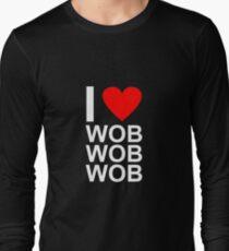 I <3 WOB WOB WOB T-Shirt