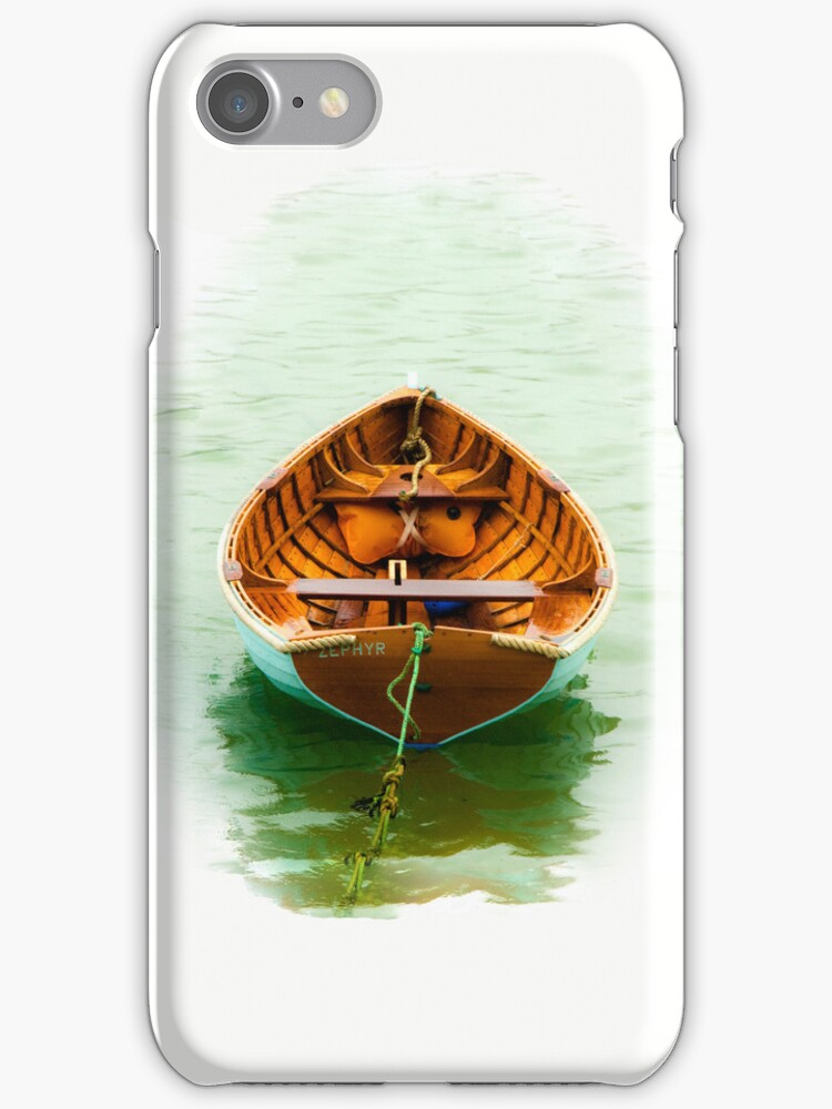 Zephyr I-Phone Case by CJTill